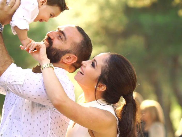 Vasili's Christening – Η βάπτιση του μικρού Βασίλη
