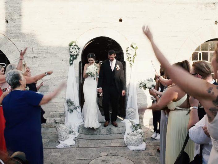 Alex & Eleni's wedding at White Suites, Athitos, Halkidiki