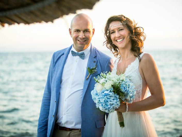 Free Beach Wedding in Halkidiki Greece. Best beach wedding – Summer 2018 – Nea Skioni, Ktima Nefeli